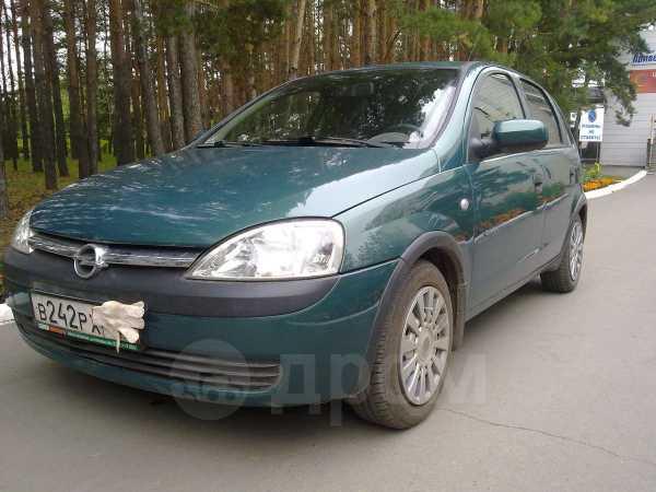 Opel Corsa, 2003 год, 193 000 руб.
