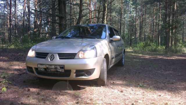 Renault Symbol, 2007 год, 184 000 руб.