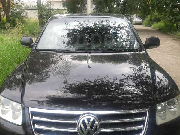 Volkswagen Touareg, 2006 год, 777 000 руб.