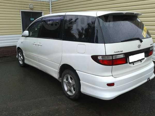 Toyota Estima, 2001 год, 340 000 руб.