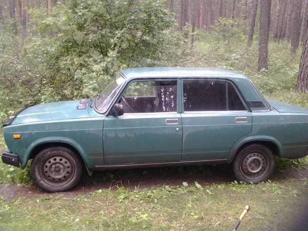 Лада 2107, 2005 год, 78 000 руб.