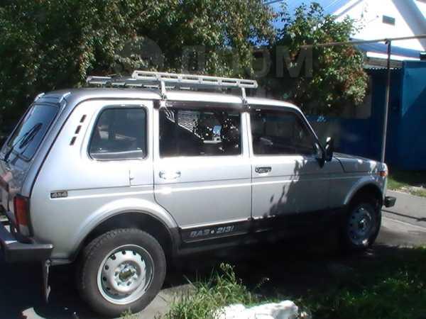 Лада 4x4 2121 Нива, 2009 год, 220 000 руб.