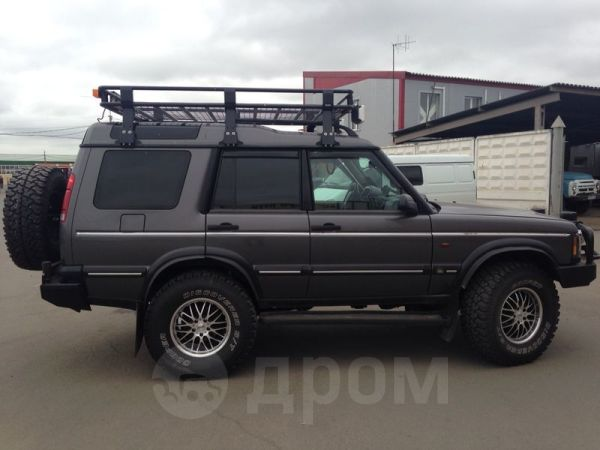 Land Rover Discovery, 2004 год, 775 000 руб.