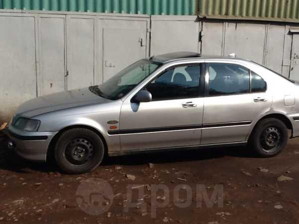 Honda Civic, 1998 год, 120 000 руб.