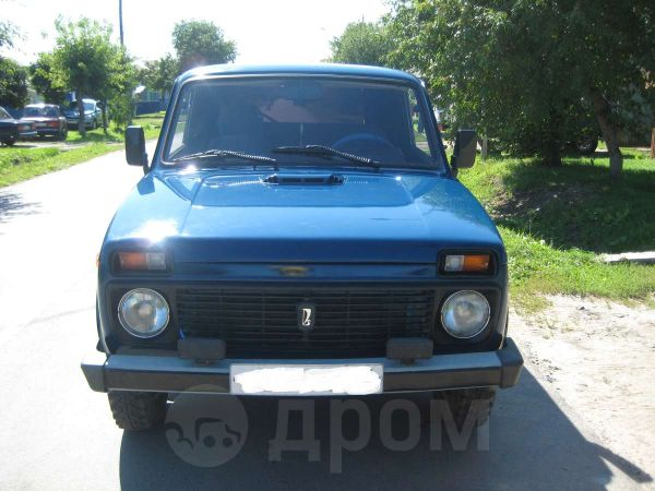 Лада 4x4 2121 Нива, 2001 год, 118 000 руб.