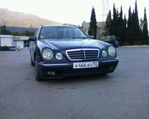 Mercedes-Benz E-Class, 2002 год, $10599
