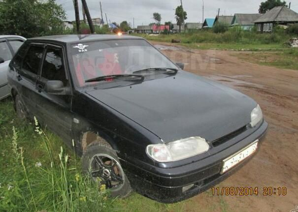 Лада 2114 Самара, 2009 год, 165 000 руб.