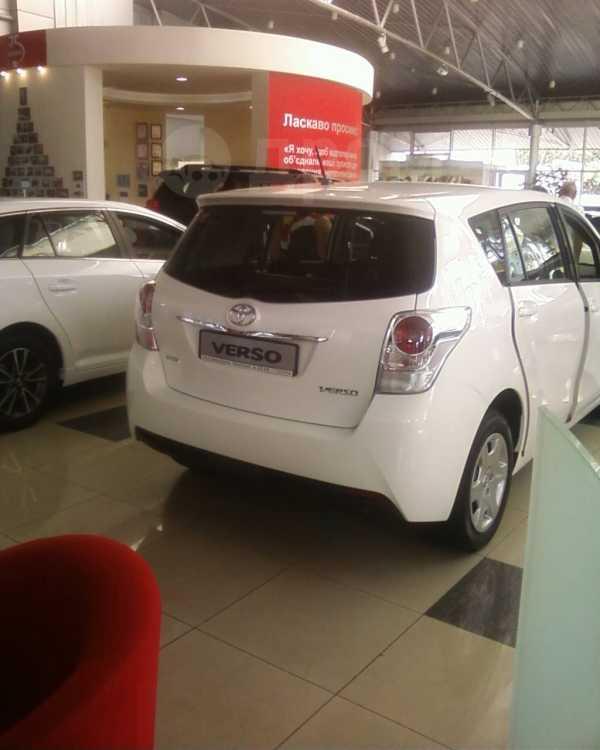 Toyota Verso, 2013 год, 850 000 руб.