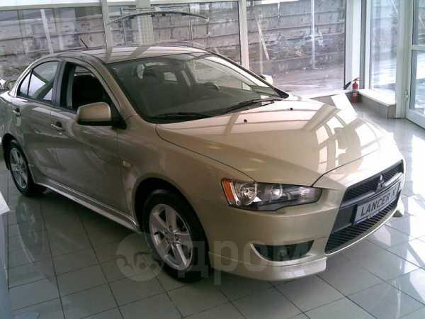 Mitsubishi Lancer, 2008 год, $12000