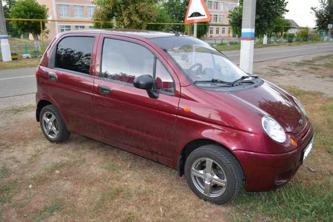 Daewoo Matiz, 2010 год, 210 000 руб.