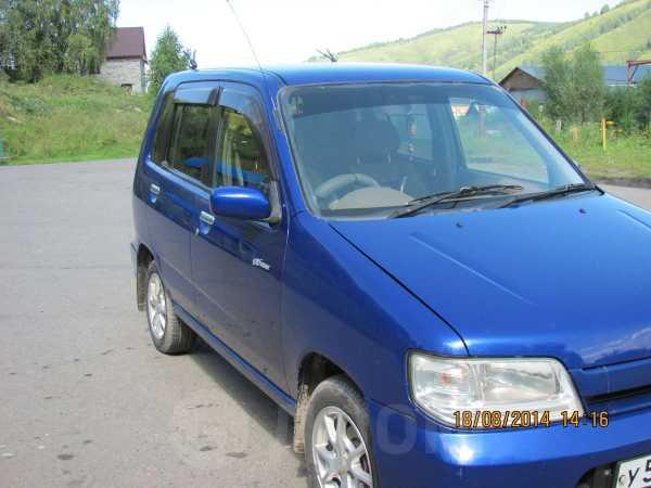 Nissan Cube, 2000 год, 180 000 руб.