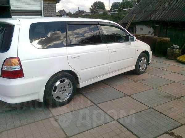 Honda Odyssey, 2001 год, 299 000 руб.