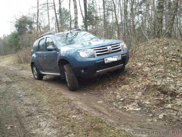 Renault Duster, 2012 год, 550 000 руб.