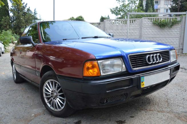 Audi 80, 1988 год, 140 000 руб.