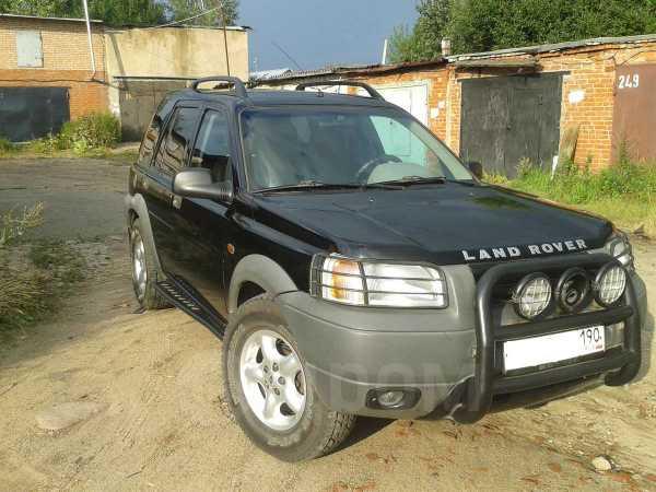 Land Rover Freelander, 1998 год, 300 000 руб.