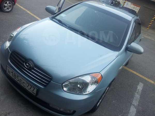 Hyundai Verna, 2007 год, 290 000 руб.