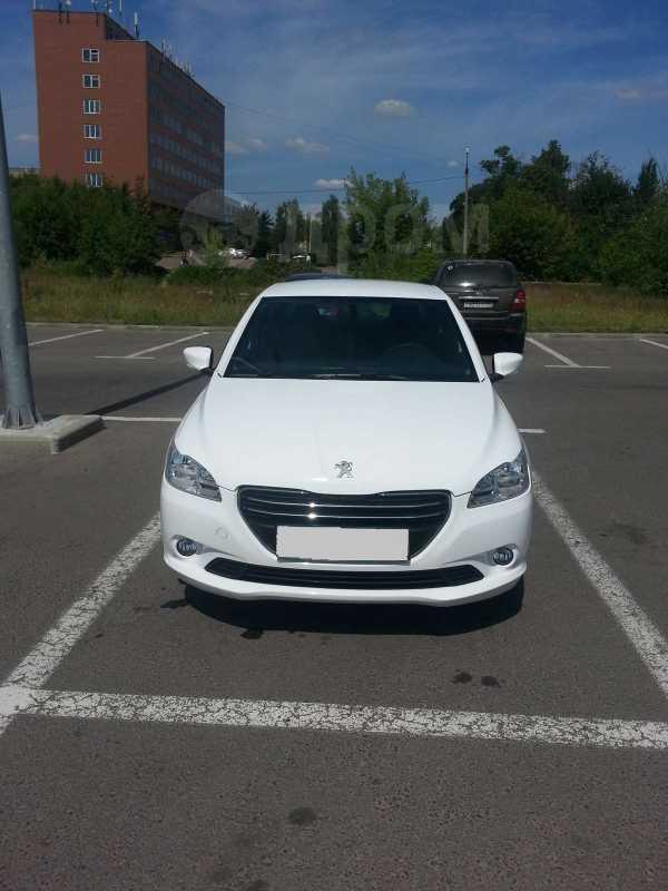 Peugeot 301, 2013 год, 610 000 руб.