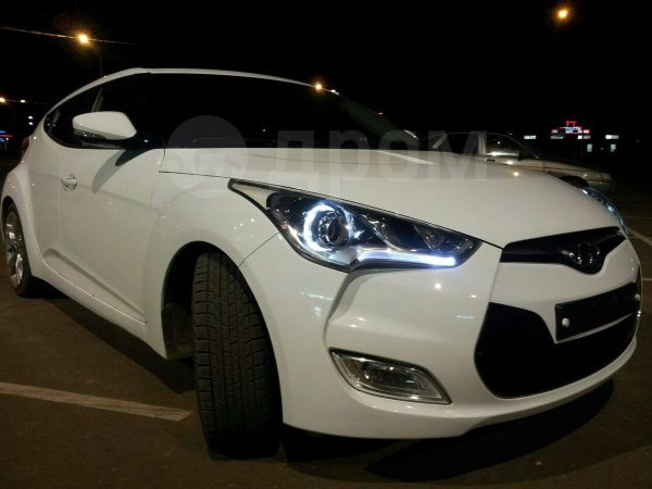 Hyundai Veloster, 2012 год, 695 000 руб.