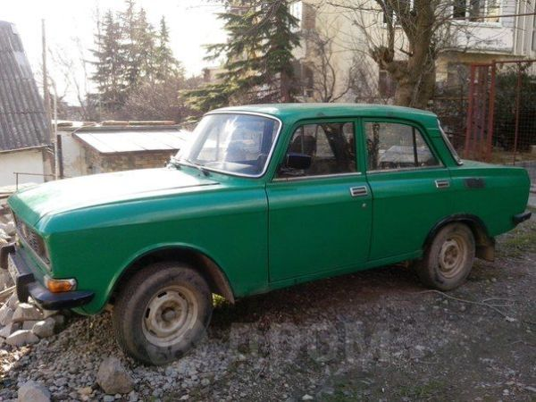 Москвич Москвич, 1986 год, $550