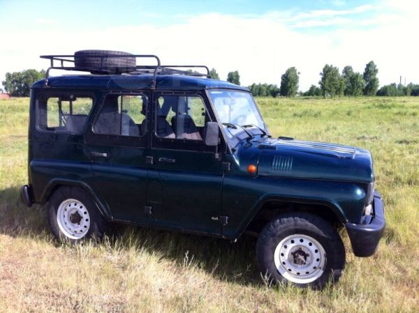 УАЗ Хантер, 2007 год, 245 000 руб.