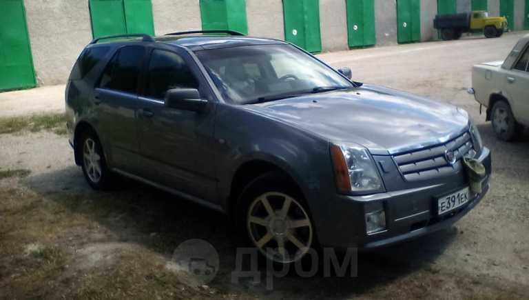 Cadillac SRX, 2005 год, 1 027 145 руб.