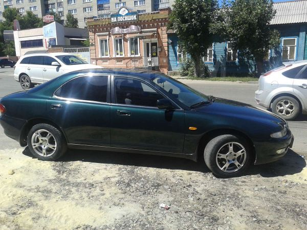 Mazda Xedos 6, 1998 год, 185 000 руб.