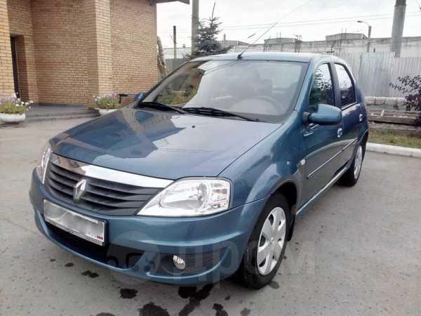 Renault Logan, 2010 год, 360 000 руб.