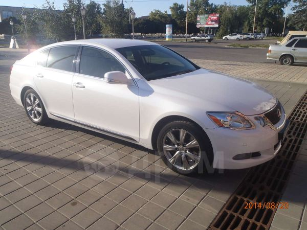 Lexus GS300, 2009 год, 970 000 руб.