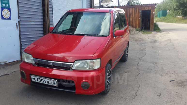 Nissan Cube, 1998 год, 125 000 руб.