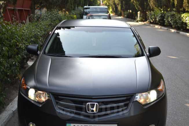 Honda Accord, 2008 год, 1 074 100 руб.