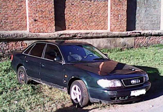 Audi A6, 1994 год, 120 000 руб.