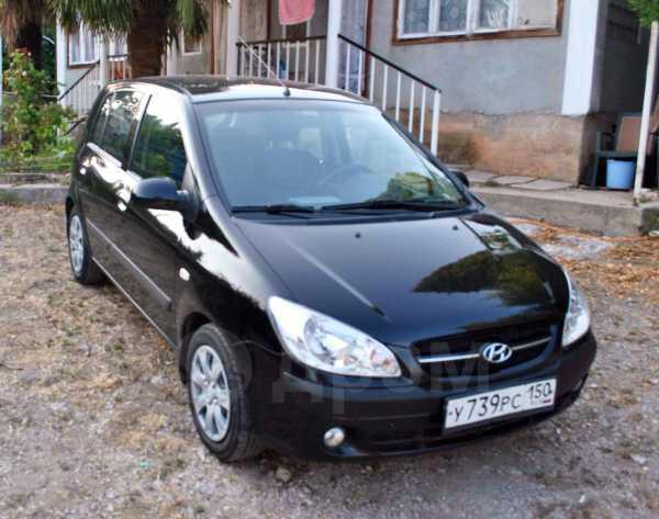 Hyundai Getz, 2008 год, $9100