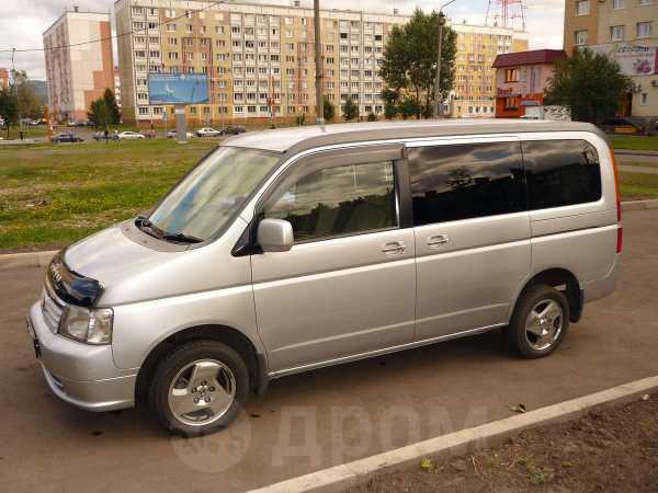 Honda Stepwgn, 2002 год, 420 000 руб.