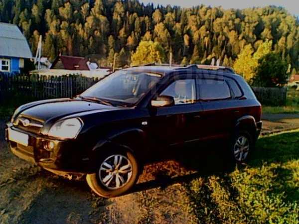 Hyundai Tucson, 2008 год, 650 000 руб.
