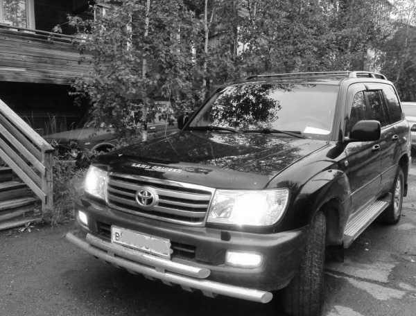 Toyota Land Cruiser, 2004 год, 1 220 000 руб.