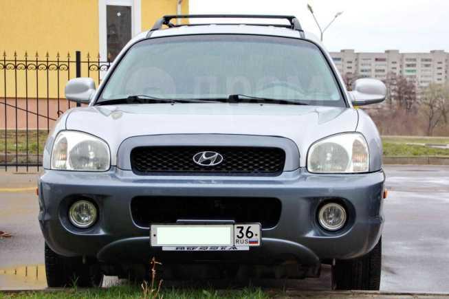 Hyundai Santa Fe, 2004 год, 395 000 руб.
