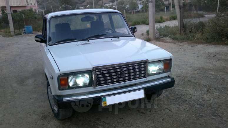 Лада 2107, 1990 год, 58 000 руб.