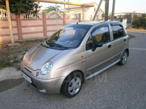 Daewoo Matiz, 2012 год, 363 903 руб.