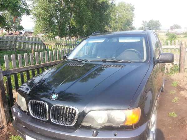 BMW X5, 2001 год, 450 000 руб.