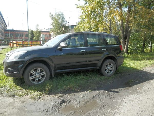 Great Wall Hover H3, 2012 год, 580 000 руб.