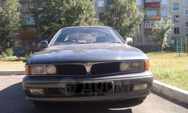 Mitsubishi Diamante, 1992 год, 130 000 руб.