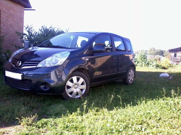 Nissan Note, 2012 год, 480 000 руб.