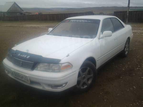Toyota Mark II, 1999 год, 206 000 руб.
