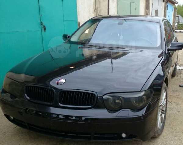 BMW 7-Series, 2003 год, 800 000 руб.