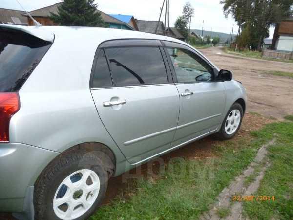 Toyota Allex, 2001 год, 275 000 руб.
