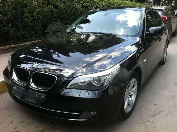 BMW 5-Series, 2008 год, $29000
