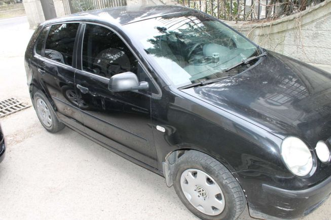 Volkswagen Polo, 2003 год, 270 000 руб.