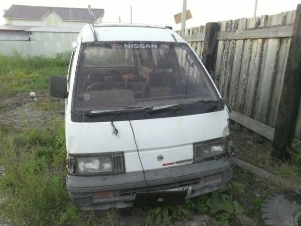 Nissan Vanette, 1988 год, 30 000 руб.