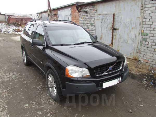 Volvo XC90, 2003 год, 550 000 руб.