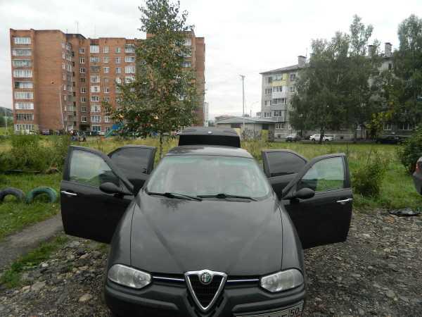 Alfa Romeo 156, 1999 год, 190 000 руб.
